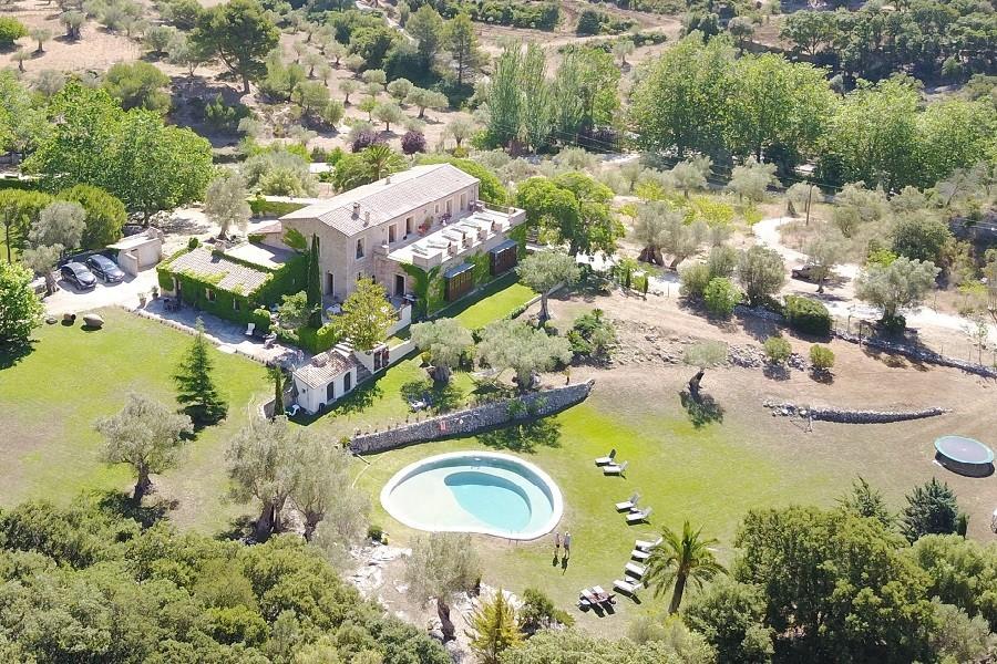 S´Era Vella op Mallorca, Spanje vanuit de lucht S'Era Vella 30pluskids image gallery