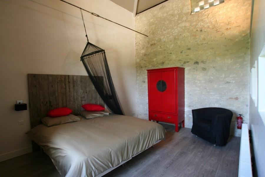 Villa Lafage in de Dordogne, Frankrijk Pigionnier slaapkamer Villa Lafage 30pluskids image gallery