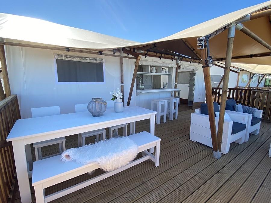 Villa Alwin Beach Resort in Cupra Marittima, Italie terras safaritent Villa Alwin Beach Resort 30pluskids image gallery