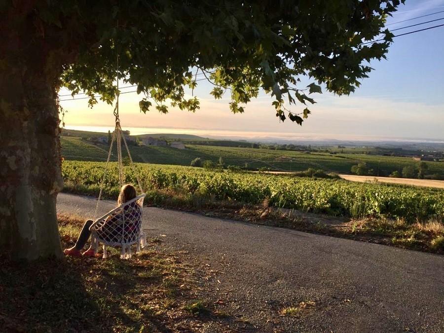 Domaine Lachat in Regnie-Durette, Frankrijk genieten van uitzicht Domaine Lachat 30pluskids image gallery