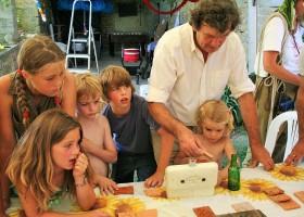 Les Quatre Toits in de Tarn-et-Garonne, Frankrijk kids Domaine Les Quatre Toits 30pluskids