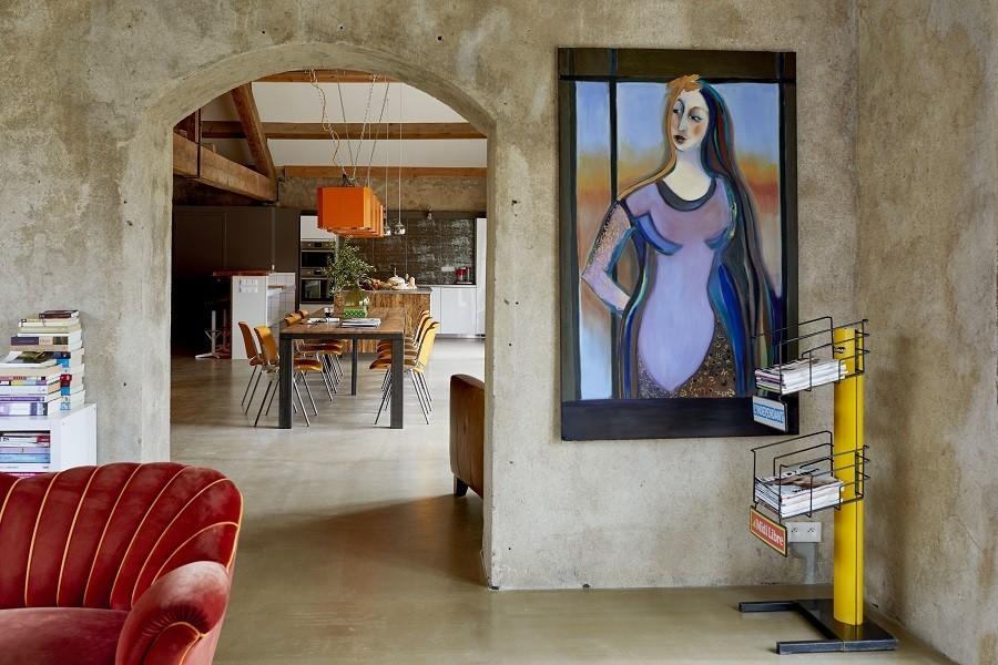Domaine des Agnelles in de Aude, Frankrijk doorkijkje naar keuken Domaine des Agnelles 30pluskids image gallery