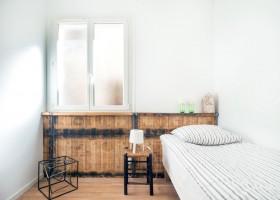 Loft o Village in de Lot et Garonne, Frankrijk slaapkamer 2 LO.F.T Ô VILLAGE 30pluskids