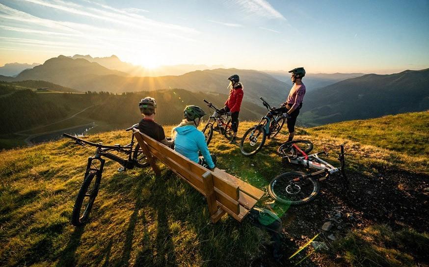 ViNEA Family Oostenrijk outdoor mountainbiken ViNEA Family Outdoor Oostenrijk 30pluskids image gallery