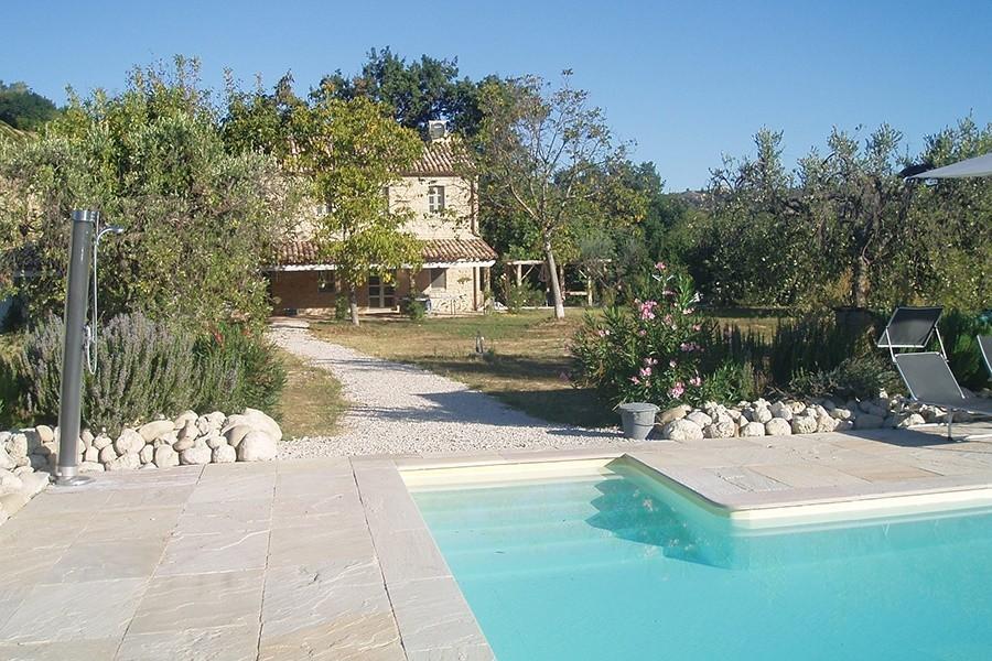 Charme delle Marche Villa della Valle in Le Marche, Italie