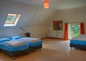 De Bongerd in de Achterhoek, Nederland 4p kamer De Bongerd 30pluskids