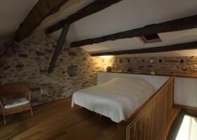 Puech de Cabanelles in Tréban, Frankrijk slaapkamer Puech de Cabanelles 30pluskids
