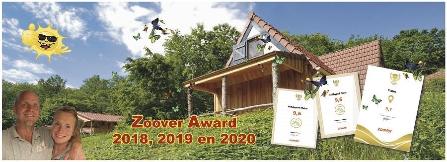 Vakantiepark Platus in Marminiac, Frankrijk 18 blog zoover awards