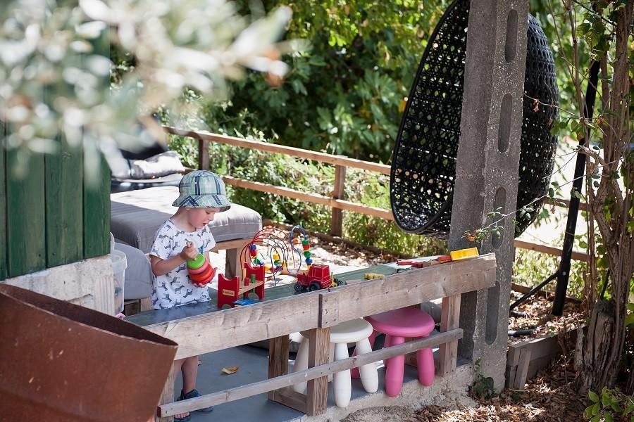 Fortuna Verde in Cossignano, Italie hooischuur Agriturismo Fortuna Verde 30pluskids image gallery