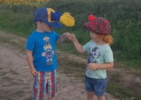 Bonneblond in de Auvergne, Frankrijk stoere kindjes Landgoed Bonneblond 30pluskids