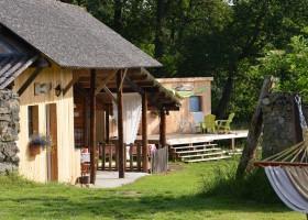Les 3 Etangs in de Auvergne, Frankrijk Caralet Les 3Etangs 30pluskids