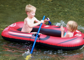 Le Moulin de Lande rubberbootje.png Le Moulin de Lande 30pluskids