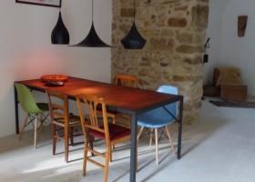 Le Miracle in de Gard, Frankrijk eethoek Le Miracle 30pluskids
