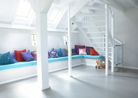 it Dreamlan in Friesland, Nederland design bank it Dreamlân 30pluskids