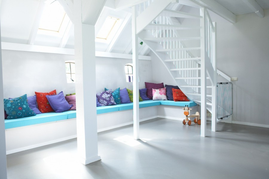 it Dreamlan in Friesland, Nederland design bank it Dreamlân 30pluskids image gallery