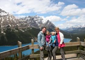 Riksja Family rondreis Canada gezin Riksja Family rondreis Canada 30pluskids