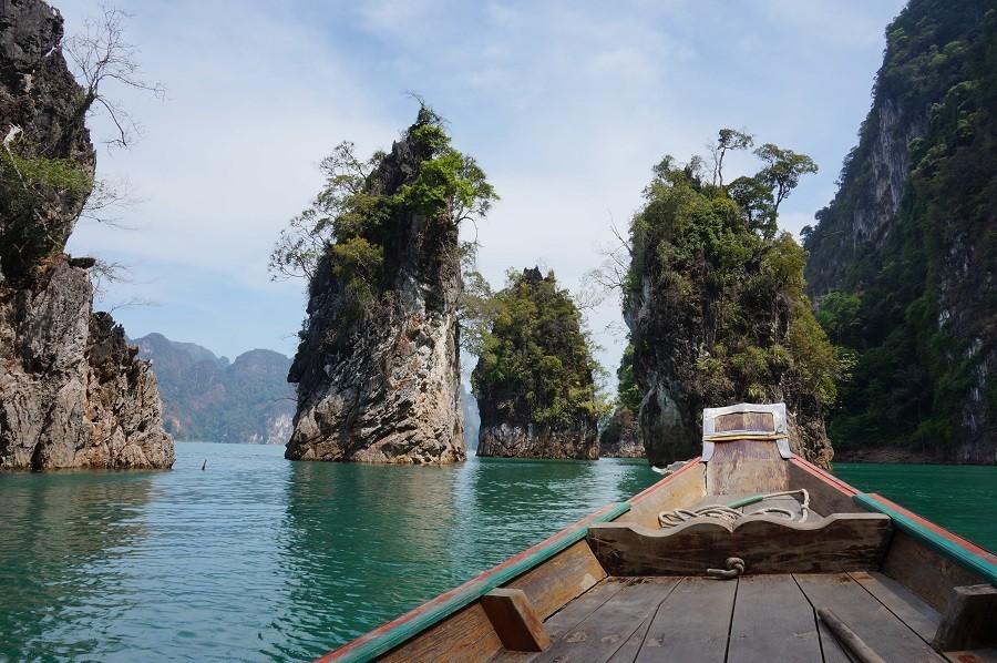 Riksja Family rondreis Thailand prachtige natuur Riksja Family Thailand 30pluskids image gallery
