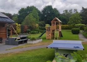 In de Vlinderkes in Arcen, Nederland speeltuin buiten 2 In de Vlinderkes 30pluskids