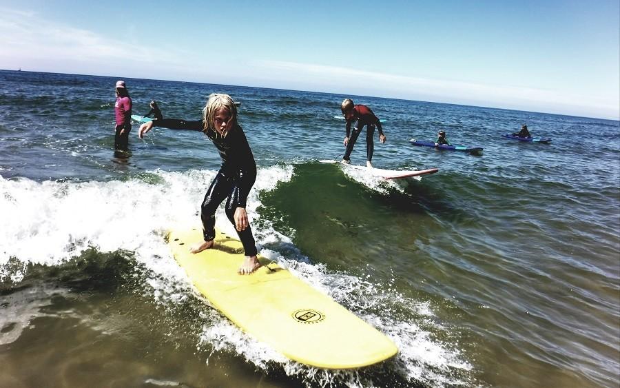 Laguna Beach in Schoorl, Nederland surfen op zee Laguna beach 30pluskids image gallery