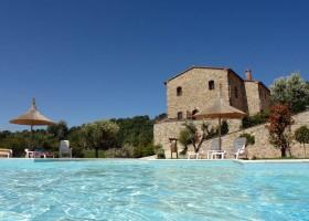 Altratoscana in Toscane, Italie Agriturismo met zwembad Altratoscana 30pluskids