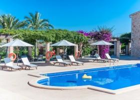 Hotel Migjorn op Mallorca, Spanje zwembad Hotel Migjorn**** 30pluskids