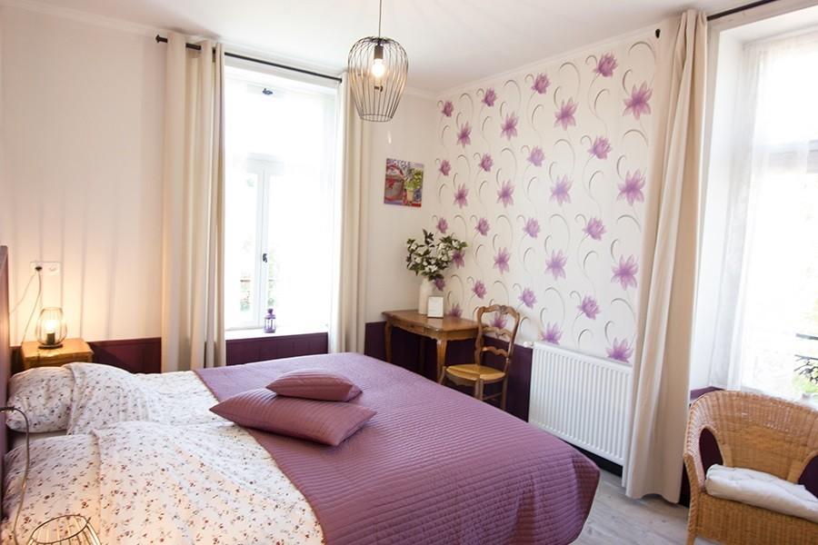 Domaine des Lilas in de Auvergne, Frankrijk slaapkamer Domaine des Lilas 30pluskids image gallery