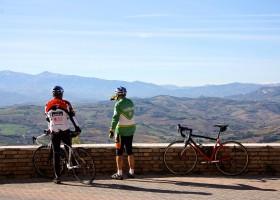 Fortuna Verde in Cossignano, Italie fietsen Agriturismo Fortuna Verde 30pluskids