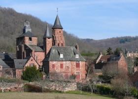 Domaine la Chapelle Collonges la rouge herfst (002).JPG Domaine la Chapelle en Corrèze 30pluskids