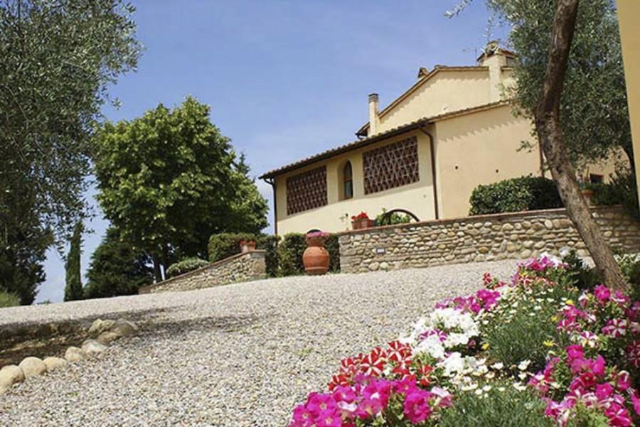 Partingoli tuin 2.jpg Partingoli - kindvriendelijk  vakantie vieren in Toscane 30pluskids image gallery