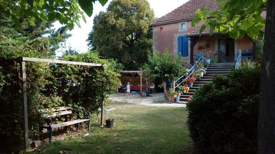 Les Escaliers de la Combe in de Lot, Frankrijk huis en tuin Les Escaliers de La Combe  30pluskids image gallery
