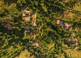 Novanta in Toscane, Italie bovenaanzicht Novanta 30pluskids