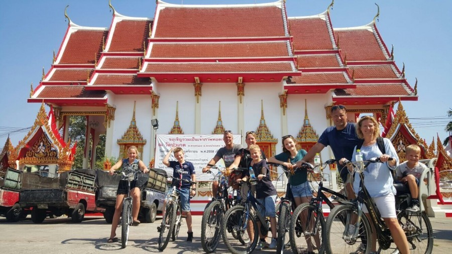 Local Hero Travel Thailand fietstour Bangkok