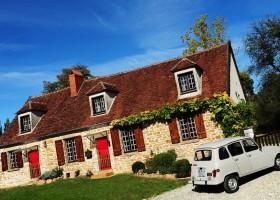 Kimaro Farmhouse in de Bourgogne, Frankrijk boerderij Kimaro Farmhouse 30pluskids