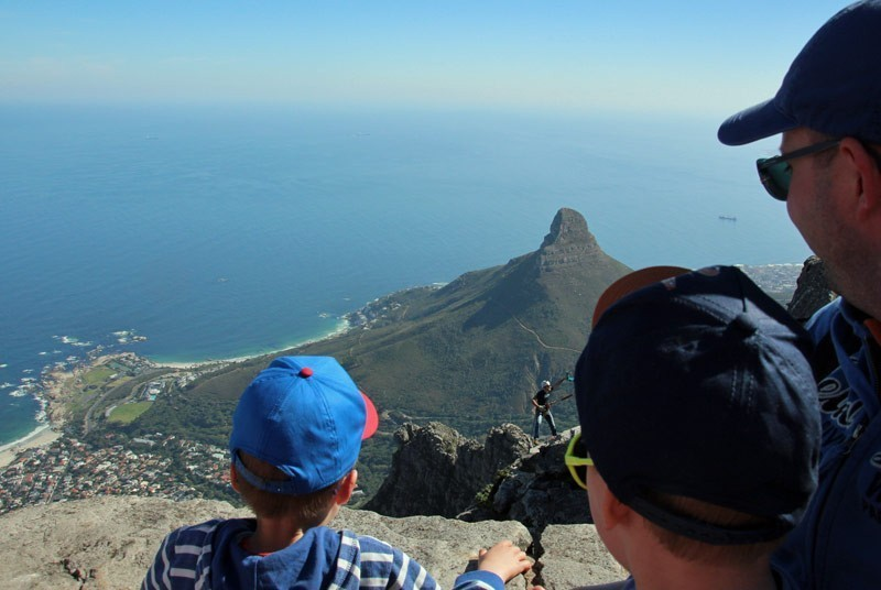Riksja Family Rondje Kaap gezinsrondreis Tafelberg Rondje Kaap gezinsreis 30pluskids image gallery