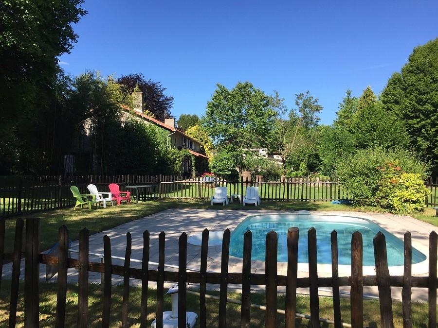 Camping La Nozilliere in de Haute Vienne vlakbij de Dordogne, Frankrijk zwembad n Camping La Nozillière  30pluskids image gallery