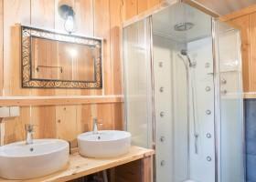 Quinta do Cascalhal in Noord-Portugal safaritent met badkamer 2019 Portugal Noord - Quinta Do Cascalhal 30pluskids