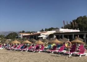 Villa Marbella in Andalusie, Spanje strand Villa Marbella 30pluskids