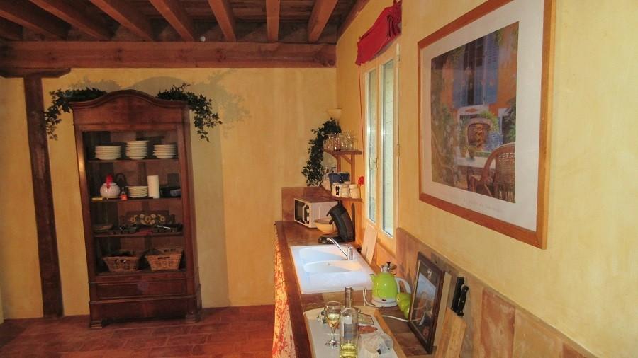 Domaine La Grangette in de Aude, Frankrijk keuken Vigne Domaine La Grangette 30pluskids image gallery