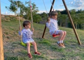 Domaine du Cammazet in Lapenne, Frankrijk kinderen Domaine du Cammazet 30pluskids