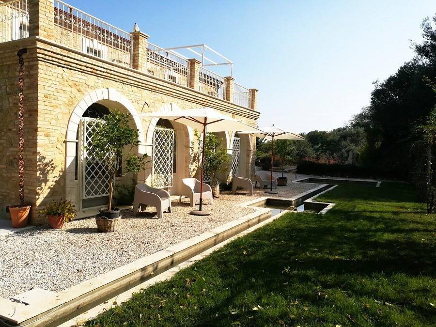 Charme delle Marche Villa Romana in Le Marche, Italie 1 Villa Romana 30pluskids image gallery