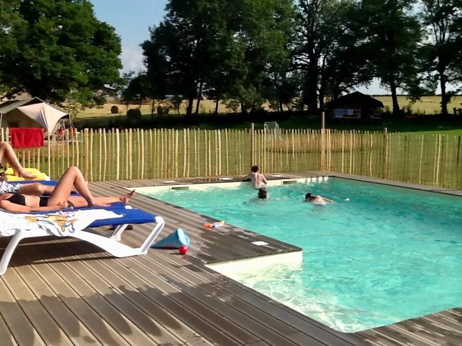 Les Savonniers in de Tarn-et-Garonne, Frankrijk zwembad Les Savonniers 30pluskids image gallery
