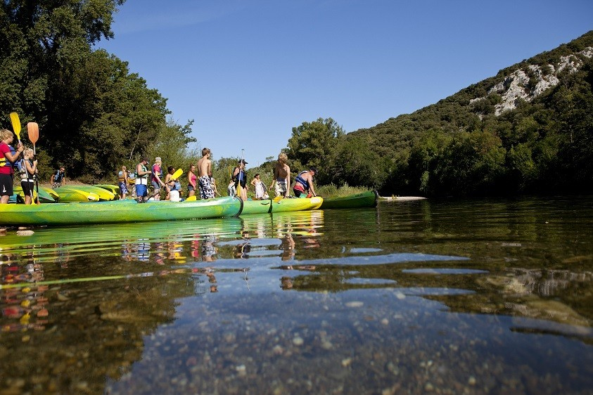 La Vallee Verte kanoen.jpg Camping La Vallee Verte  30pluskids image gallery