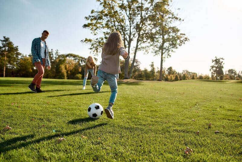 Coucou in Jumilhac-le-Grand in Frankrijk voetballen CouCou - Vakantiehuis Dordogne 30pluskids image gallery