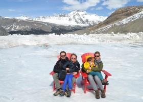 Travelnauts West-Canada - Icefield Parkway x Rondreis Canada 30pluskids