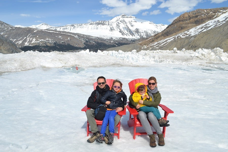 Travelnauts West-Canada - Icefield Parkway x Travelnauts Canada  30pluskids image gallery