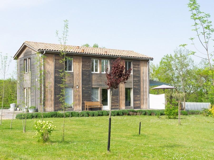 Les Terrasses in de Lot et Garonne, Frankrijk huis Les Terrasses 30pluskids image gallery
