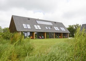 It Dreamlan in Friesland, Nederland design vakantiewoningen Friesland .jpg it Dreamlân 30pluskids