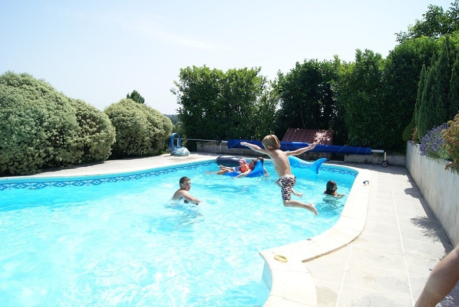 Domaine La Fontaine in de Charente-Maritime, Frankrijk zwembad 5 Domaine la Fontaine 30pluskids image gallery