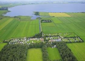 Greencamp Camping 't Hop, Wijckel, Nederland Ligging Greencamp op camping 't Hop 30pluskids
