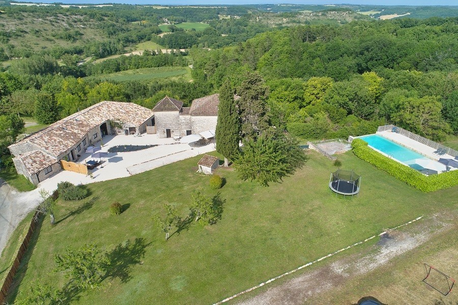 Manoir Hans & Lot in de Tarn-et-Garonne, Frankrijk overzicht 2020 Manoir Hans & Lot 30pluskids image gallery
